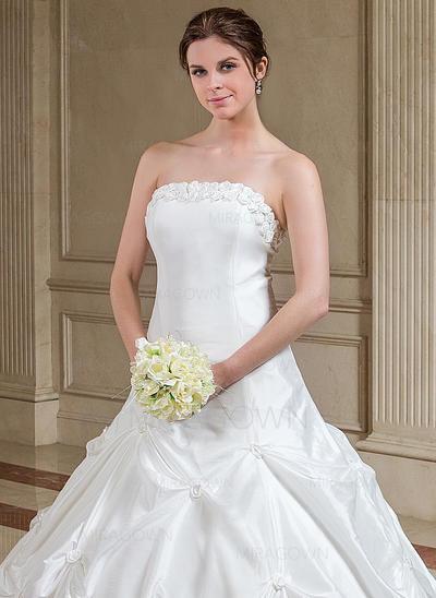 ling erme brudekjoler