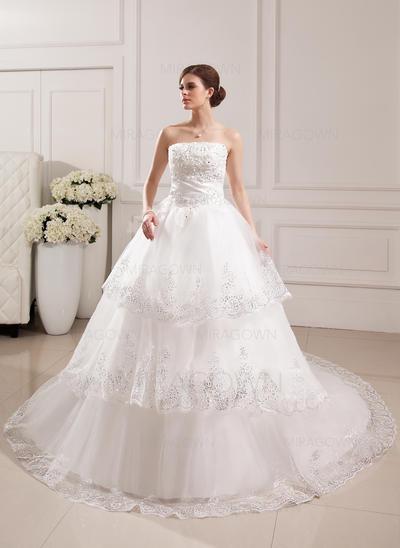 plage mère des robes de mariée