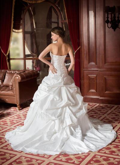 robes de mariée de sirène chrétienne