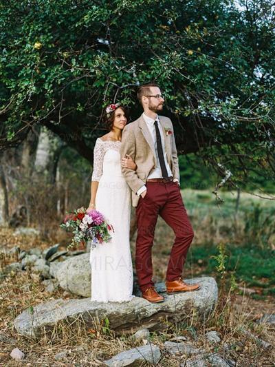 robes de mariée non conventionnelles
