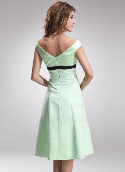 robes demoiselle d'honneur marrons