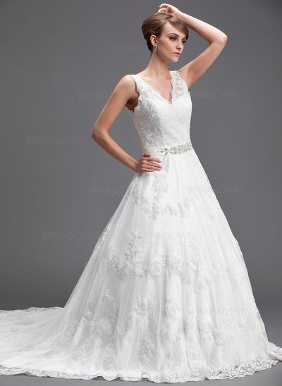 mère en mousseline de soie des robes de mariée
