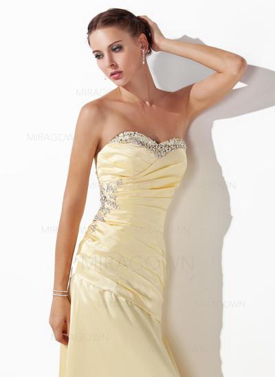 une épaule robes de bal