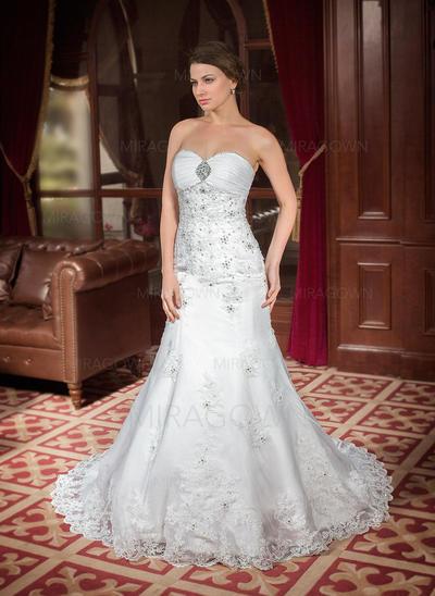 robes de mariée de seconde main