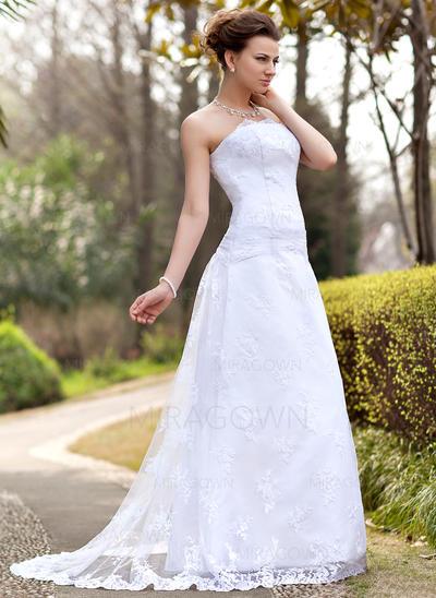 robes de mariée robe de bal à manches longues