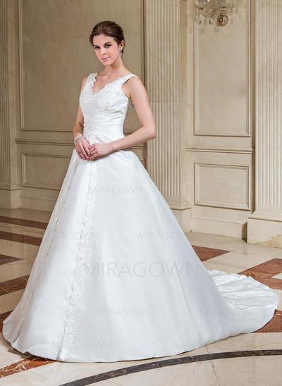 les robes de mariée bleues pour les femmes