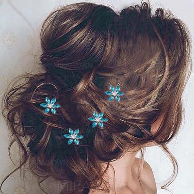 """Des peignes et barrettes Mariage/Décontractée/Fête/la photographie d'art 2.76""""(Approximative 7cm) 0.78""""(Approximative 2cm) Style Classique Accessoires de coiffure (042131526)"""