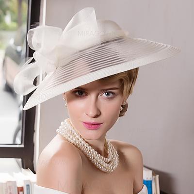 Batiste Chapeau melon / Chapeau cloche Glamour Dames Chapeau (196117400)