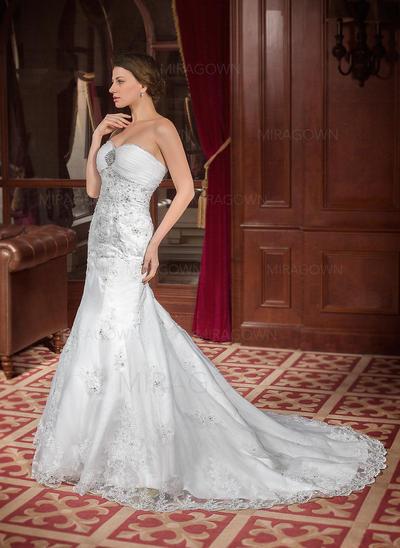 robes de mariée style sirène