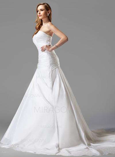 rimelig vinter brudekjoler