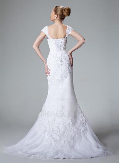 ball gown hvite brudekjoler