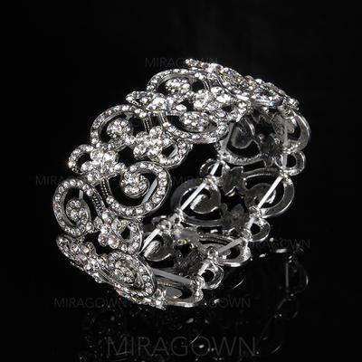 """Bracelets Alliage/Strass Dames Mode 7.48""""(Approximative 19cm) Mariage & Bijoux de Soirée (011107496)"""