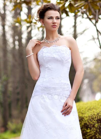 robes de mariée en dentelle à manches longues