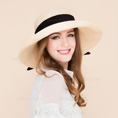 Rotin paille Chapeau de paille/Chapeaux de plage / soleil Mode Dames 53-58 Chapeau (196124767)