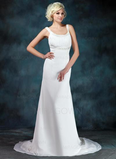 robes de mariée pour un mariage dans la grange