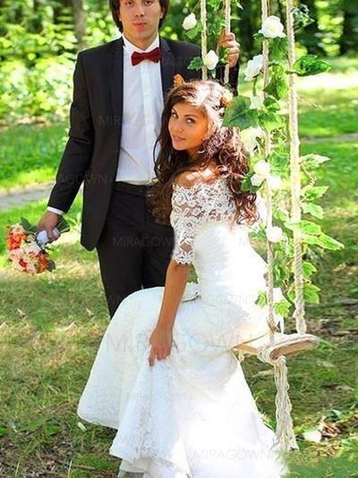robes de mariée d'enfant