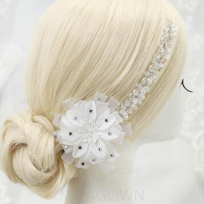 Elegant Crystal/Legering Pannebånd (042068358)