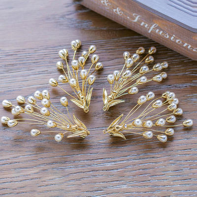 épingles à cheveux Mariage/Fête Alliage/De faux pearl Beau Filles Accessoires de coiffure (042120260)