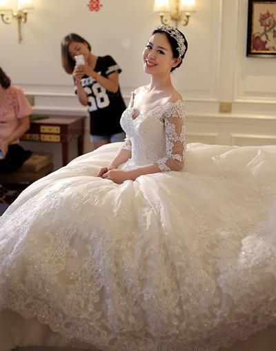 leie av brudekjoler