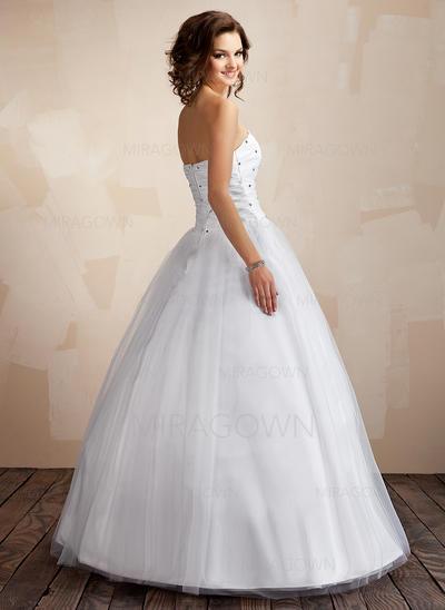 robes de mariée bleues