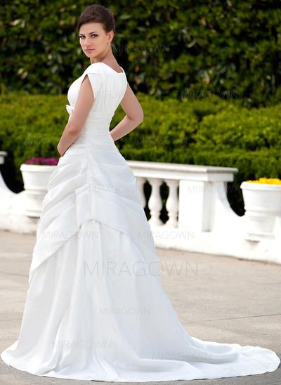 les mères des robes de mariée mariée