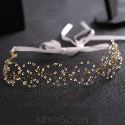 Filles Style Classique Cristal/Alliage Bandeaux (042122761)