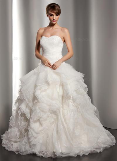 orange mère des robes de mariée