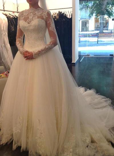 brudekjoler dype v hals