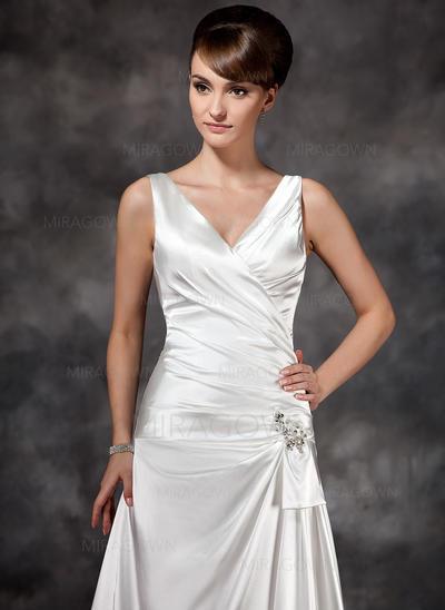 beige mère des robes de mariée