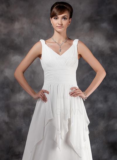 robes de mariée pour femmes de plus de 60 ans