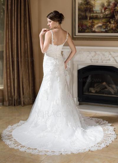 robes de mariée en ivoire de style vintage