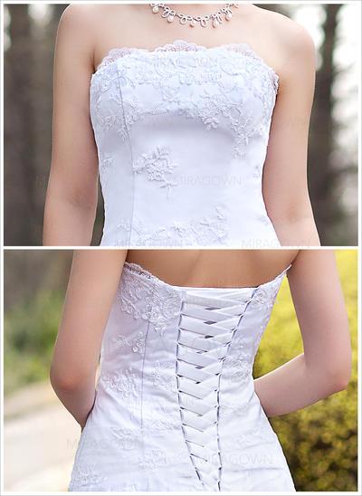 longues robes de mariée