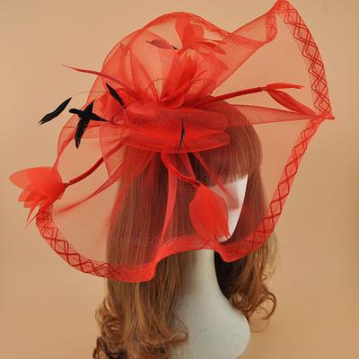 Batiste Chapeaux de type fascinator Style Classique Dames 43 Chapeau (196124697)