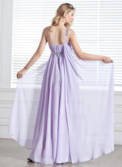 robes de soirée nuptiales à manches longues