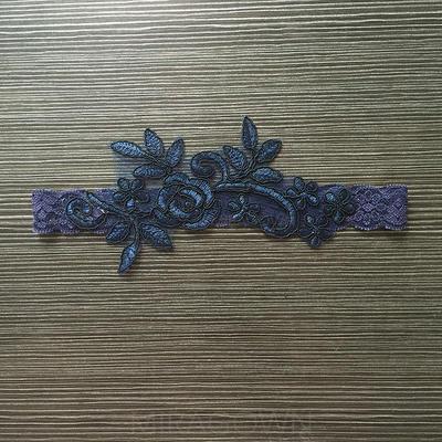 Jarretière Femmes Dentelle avec Une fleur Lavage à la main seulement./couleur et le style peuvent varier selon le moniteur Jarretières (104096215)
