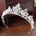 "Tiaras Wedding/Special Occasion/Party/Art photography Rhinestone/Alloy 14.17""(Approx.36cm) 2.76""(Approx.7cm) Headpieces (042159917)"
