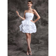 simple but cute wedding dresses
