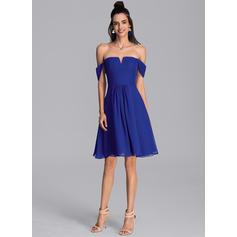 robes de cocktail bleu sexy