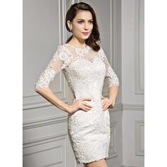 simple elegant modest wedding dresses