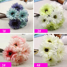 "Bridesmaid Bouquets/Decorations Free-Form Wedding Fabric 11.02""(Approx.28cm) Wedding Flowers"