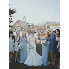 tulle skirt bridesmaid dresses uk