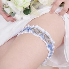 Garters Women Wedding/Special Occasion Polyester With Rhinestone Garter