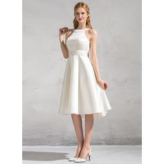 vestidos de noiva curtos para noivas mais velhas