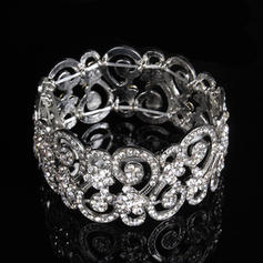 "Bracelets Alloy/Rhinestones Ladies' Fashional 7.48""(Approx.19cm) Wedding & Party Jewelry"