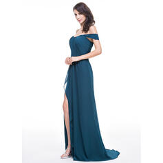 elegant evening dresses for plus women
