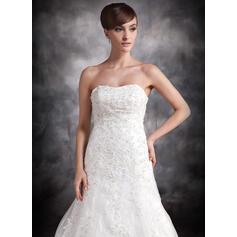 robes de mariée sexy en dentelle sirène