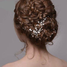 Hairpins Wedding/Casual/Party Imitation Pearls Beautiful Ladies Headpieces