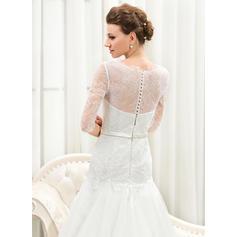 vestidos de novia de corsé
