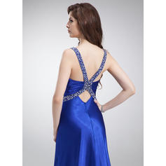 black and blue prom dresses 2019