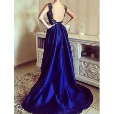 prom dresses for large chests